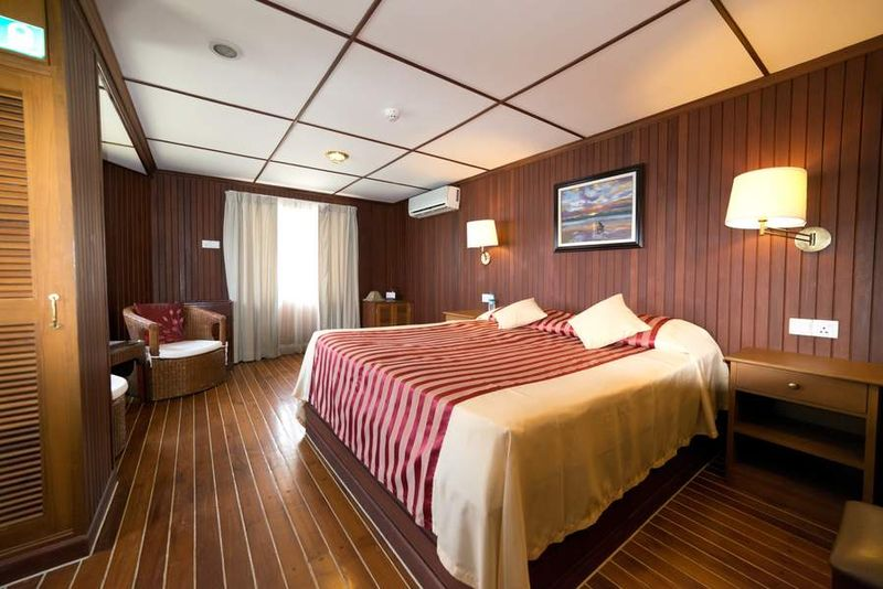 Grand Front-Suite Oberdeck