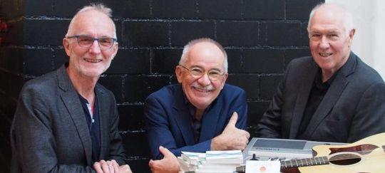 Koni Ulrich, Hansjörg Enz und Dandy Meier