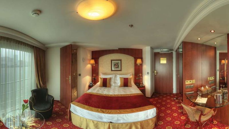 2-Bett Junior Suite Oberdeck