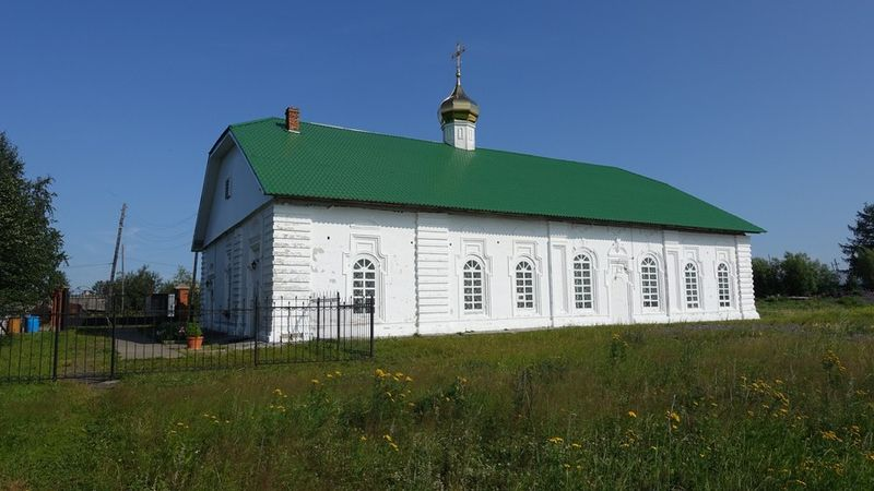 Kirche in Turuchansk