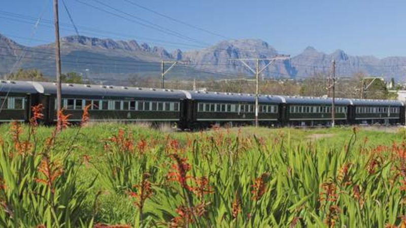 Rovos Rail - The Pride of Africa