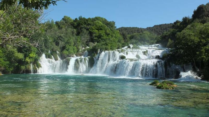 Im Krka-Nationalpark
