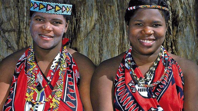 Frauen in Swasiland