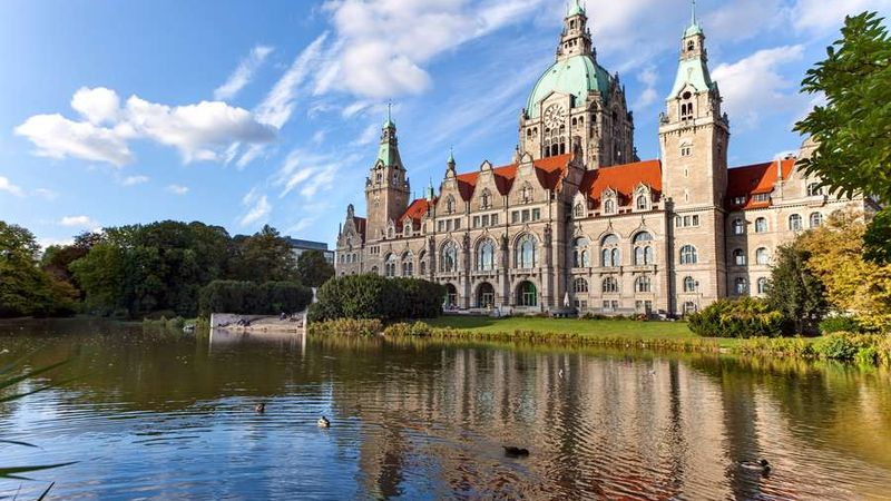 Neues Rathaus, Hannover