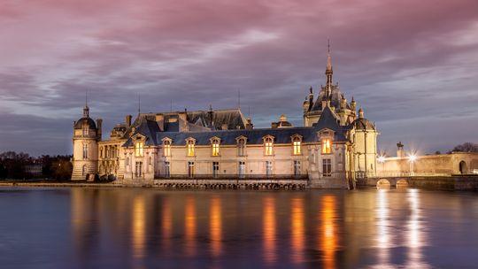 Chateau de Chantilly, Paris