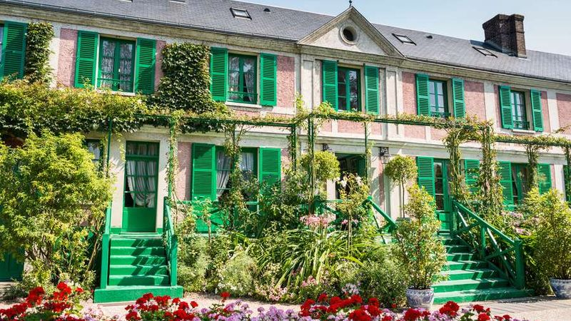 Claude Monet-Haus, Giverny