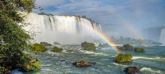 Iguaçu Wasserfälle