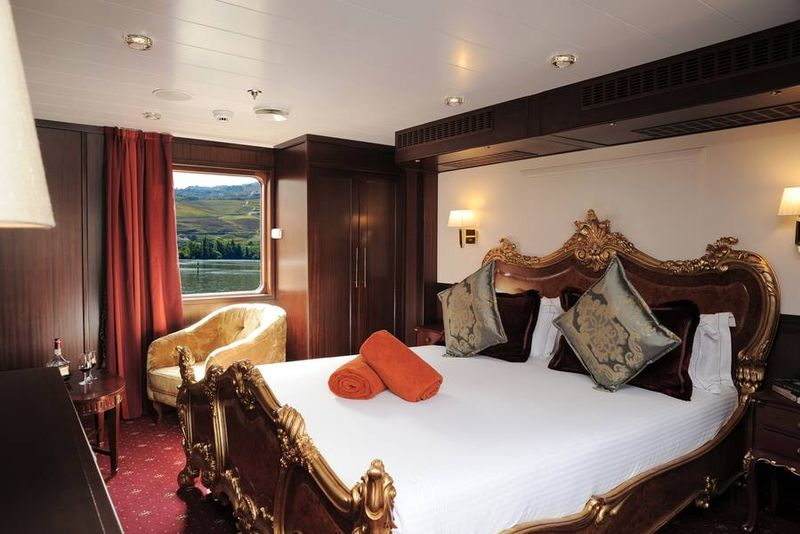 Royal Suite Oberdeck