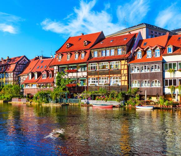 Malerische Altstadt, Bamberg