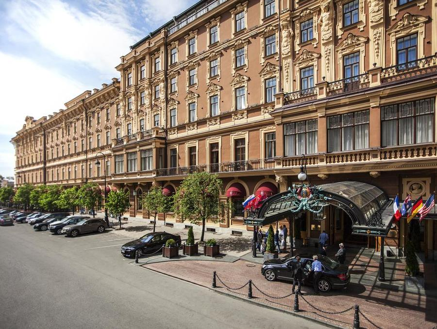Grand Hotel Europe, St. Petersburg