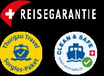 Reisegarantie - Sorglos-Paket - Clean & Safe