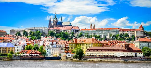 Altstadt und Burg, Prag
