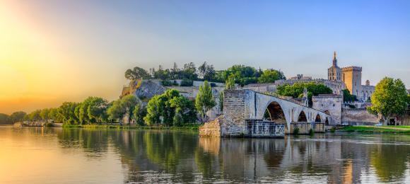 Pont Saint-Bénézet, Avignon
