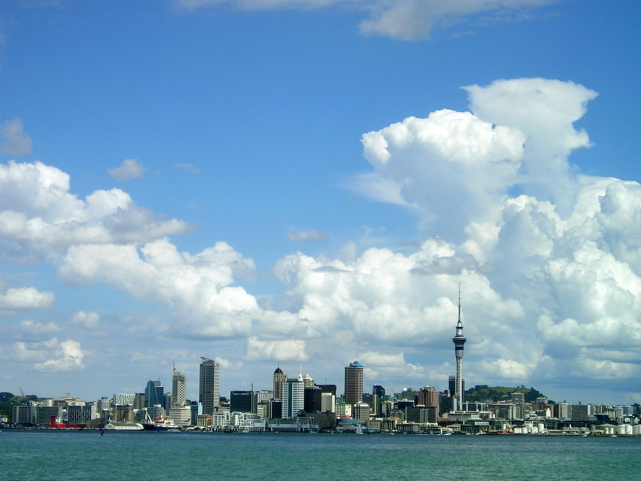 Auckland - «City of Sails»