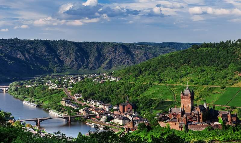 Titelbild der Reise Antonio Bellucci: Romant. Rhein & liebliche Mosel