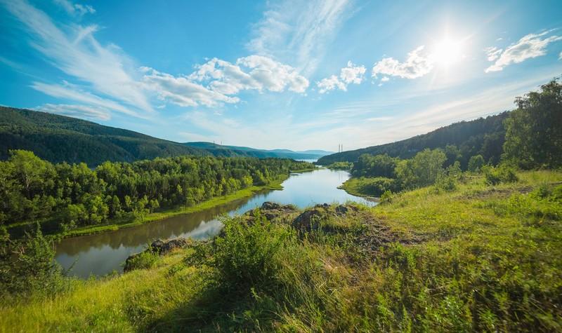 Titelbild der Reise Blisnjak: Auf dem Jenissei zum Nordpolarmeer
