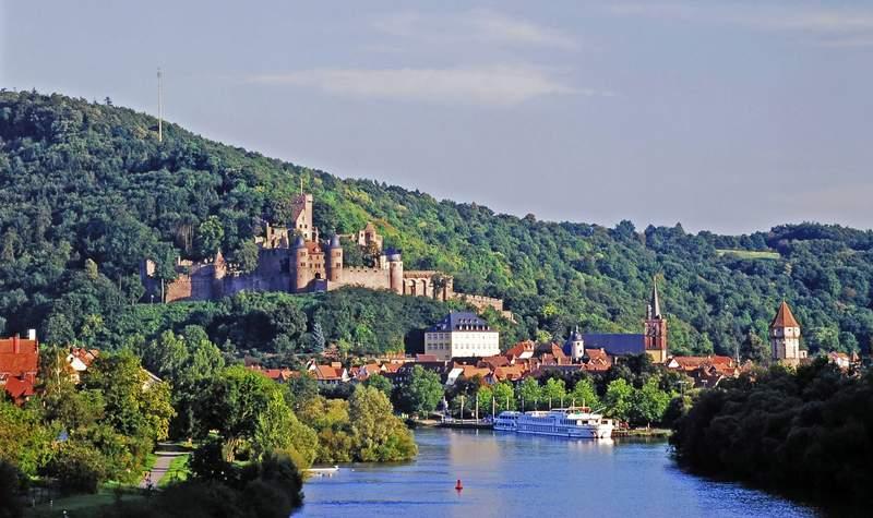 Titelbild der Reise Edelweiss: Drei-Flüsse-Zauber Passau - Basel