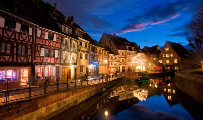 Titelbild der Reise Edelweiss: Kurz- und Adventsfahrt im Elsass