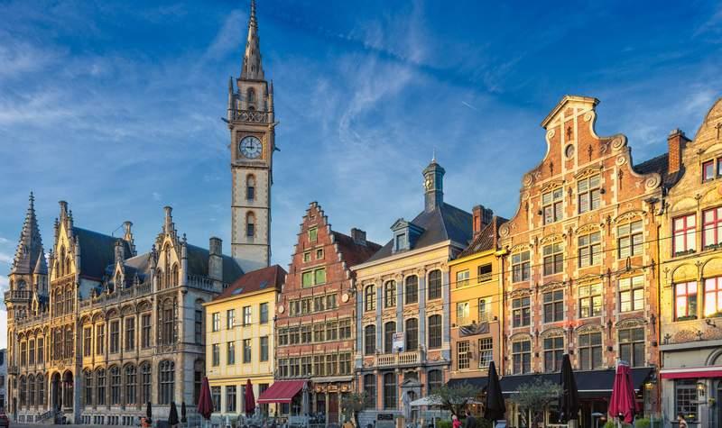 Titelbild der Reise Fluvius: Flandern, Wallonien und Picardie