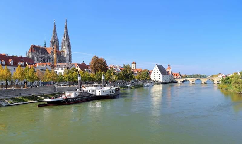 Titelbild der Reise Thurgau Prestige: Drei-Flüsse Zauber Passau-Basel