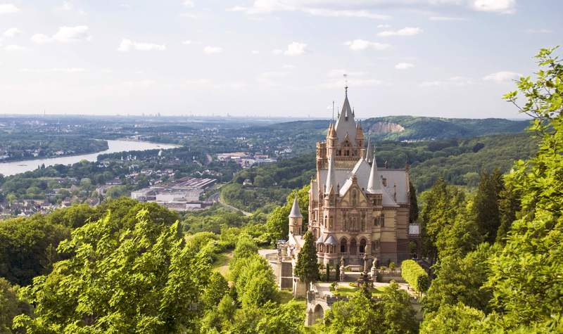 Titelbild der Reise Edelweiss: Blumenpracht entlang des Rheins