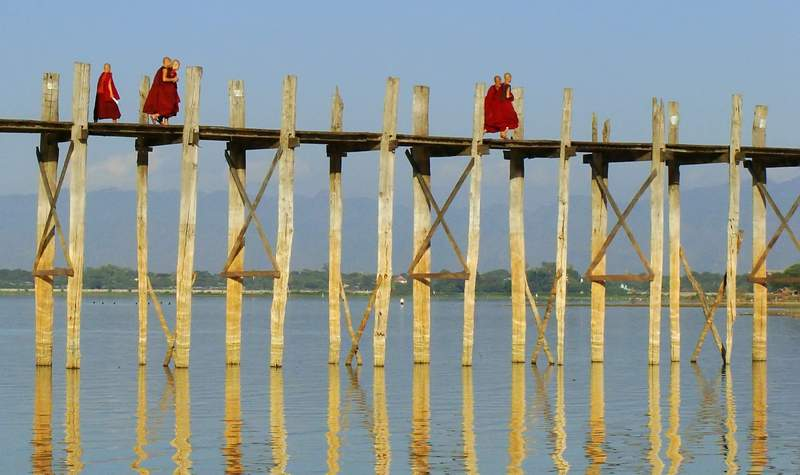 Titelbild der Reise Thurgau Exotic 3: Burma-Reise Mandalay - Rangun