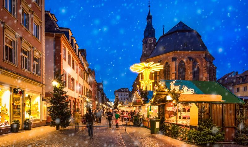 Titelbild der Reise Thurgau Prestige: Adventsfahrt auf Rhein und Main