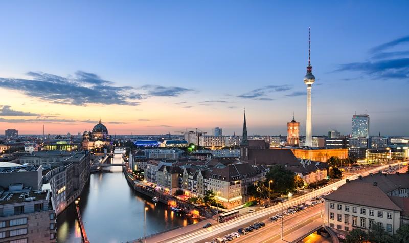 Titelbild der Reise Thurgau Saxonia: Deutschlands Wasserstrassen