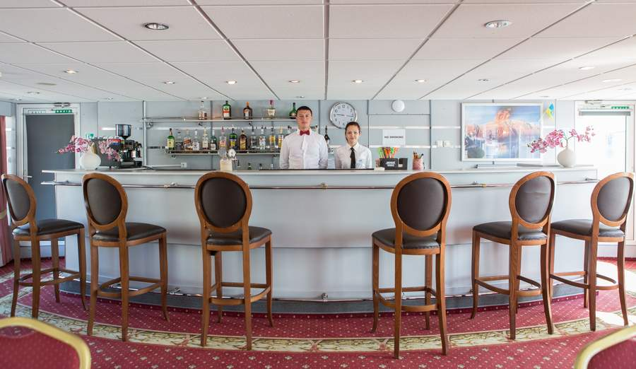 MS Dnieper Princess - Sky Bar